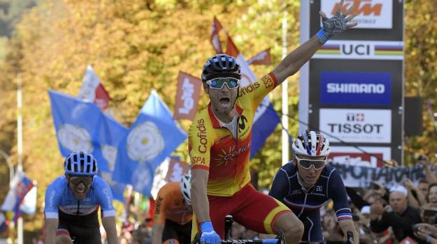 Mondiali ciclismo, Sicilia, Sport