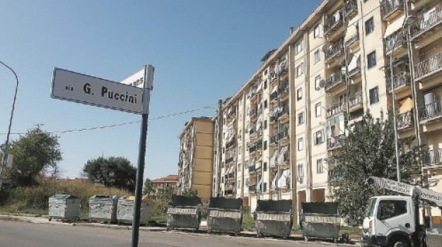 Case Iacp di via Puccini, Caltanissetta, Cronaca