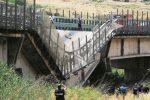 Crollo del viadotto Petrulla, il tribunale di Agrigento scagiona i due tecnici