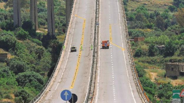 petrusa, ponte morandi, viadotti, Agrigento, Cronaca