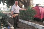 Bivacchi e sporcizia nella Villa Margherita a Castelvetrano, le proteste dei cittadini