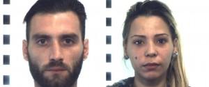 Nascondono 400 grammi di hashish in casa a Palermo, arrestata una coppia