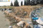 """Zingarello invasa dai rifiuti, Mareamico: """"Periferie di Agrigento abbandonate"""""""