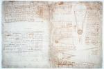 A Uffizi il Codice Leicester di Leonardo