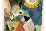 Una delle opere di Paul Klee in mostra a Milano
