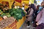 Coldiretti,export cibo italiano a 28 mld in 8 mesi, è record