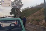 Caos vicino ospedale Roma, pazienti e visitatori a piedi