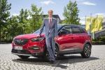 Nella foto Michael Lohscheller, Ceo di Opel.