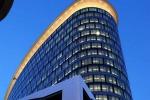 Particolare del quartier generale del Consiglio Europea della Ricerca (Erc)