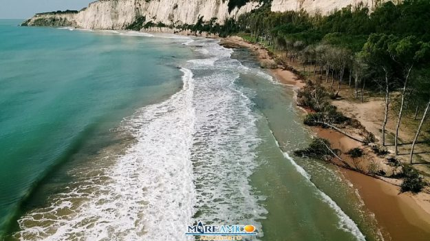 denuncia Mareamico, eraclea minoa, erosione costiera Eraclea Minoa, Agrigento, Cronaca