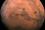 L'acqua nascosta sotto la superficie di Marte ha le condizioni per contenere ossigeno e, con esso, forme di vita finora impensabili sul pianeta rosso