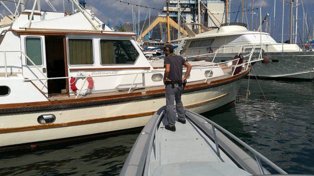 imbarcazioni da diporto a Palermo, Palermo, Cronaca