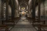 Nuova illuminazione per San Miniato a Firenze