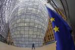 New EU council headquarters Europa Building [ARCHIVE MATERIAL 20170123 ]