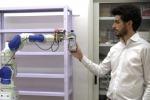 Una mano robot sensibile per i supermarket, ma in futuro operera'