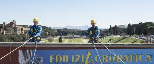 Fa tappa in Sicilia il Job Tour di EdiliziAcrobatica