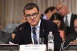 Il ministro delle Politiche agricole alimentari, forestali e del Turismo, Gian Marco Centinaio