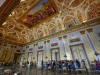 Reggia Caserta, restauro Presepe da Thun