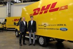 Nasce su base Ford Transit l'elettrico StreetScooter Work XL
