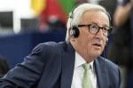 Europee: Juncker, chiudere prima prossimo bilancio Ue
