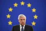 Manovra: Tajani, governo la modifichi