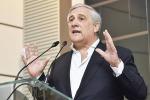 Tajani a Parigi per celebrazioni centenario Grande Guerra
