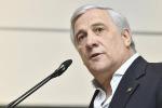 Tajani, dobbiamo tenere viva la memoria dell'Olocausto