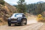 Strapazzare in off-road Rolls-Royce Cullinan non è reato