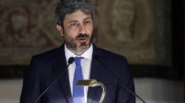 decreto sicurezza, Roberto Fico, Sicilia, Politica