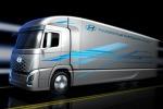 Hyundai, accordo per 1000 camion a idrogeno in Svizzera