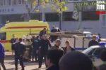"""Esplosione in un'università della Crimea, 18 morti e 40 feriti: """"Si esclude terrorismo"""""""