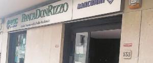 Alcamo, chiudono due sportelli della banca Don Rizzo