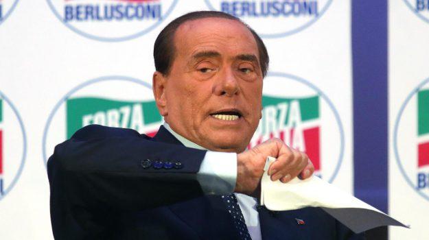 forza italia, Silvio Berlusconi, Sicilia, Cronaca