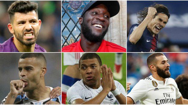 Inizia la marcia verso il Pallone d'Oro: i 30 calciatori in nomination, Italia a mani vuote