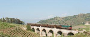 Da Palermo a Selinunte con il treno dell'olio e del pane nero