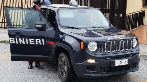 minacce ex moglie montalbano elicona, Messina, Cronaca