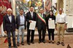 Festival delle Letterature Migranti: cittadinanza onoraria di Palermo a Bettini, He e Marashi