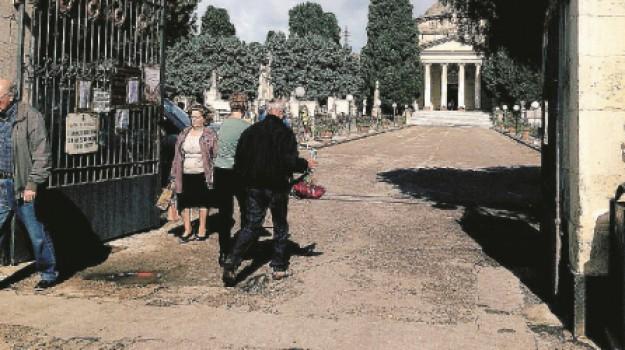 Cimitero, concessione loculi, Siracusa, Siracusa, Politica