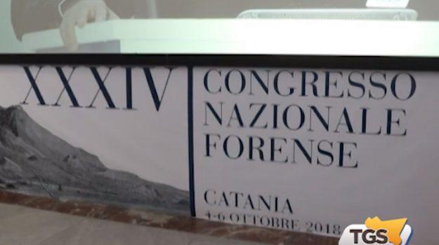 Si svolge a Catania il congresso nazionale Forense