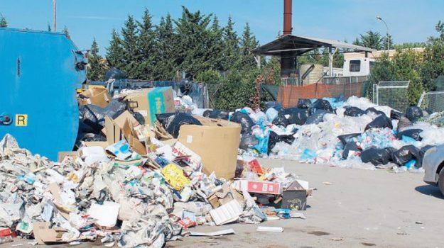 Centro rifiuti di Calandra, contrada Calandra Canicattì, Agrigento, Cronaca
