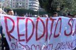 Sciopero generale per scuola, trasporti e sanità: le immagini del corteo a Palermo