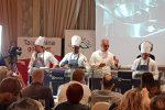 Chef Pasquale Caliri e l'arte della cancellatura in cucina: il cooking show al Taormina Gourmet