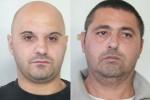 Catania, due pregiudicati arrestati per tentato omicidio e porto illegale di armi