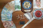 Spaccio di droga ad Acireale, fermato un 22enne: si trova ai domiciliari