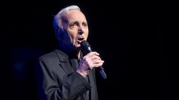 è morto Charles Aznavour, muore Charles Aznavour, Charles Aznavour, Sicilia, Cultura