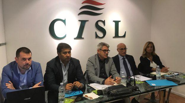 cisl messina, Mimmo Milazzo, Messina, Economia