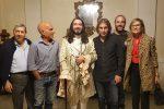 Skip compie 40 anni, folla alla festa in maschera a Palermo