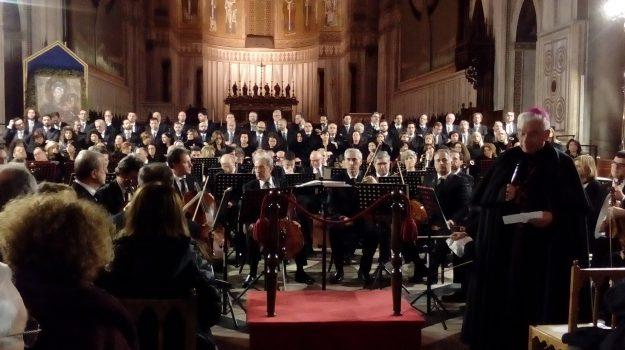 Concerto musica classica Monreale, orchestra sinfonica siciliana, Settimana musica sacra Monreale, teatro massimo, Palermo, Cultura