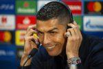 """Juventus, Cristiano Ronaldo: """"Felice di giocare per questo club, tutti mi supportano"""""""