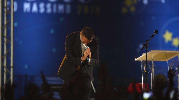 Italia 5 stelle, m5s, Luigi Di Maio, Sicilia, Politica